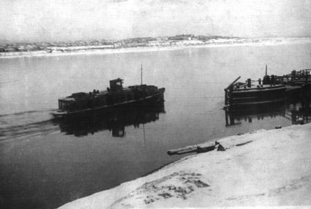 Ангара. Иркутск. 1940 г.