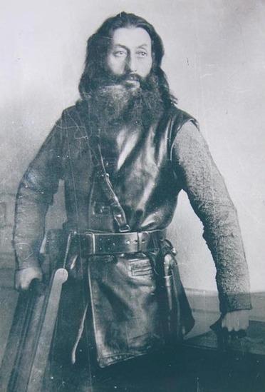Н.А. Каландаришвили — командующий вооруженными силами Якутской губернии и Северного края