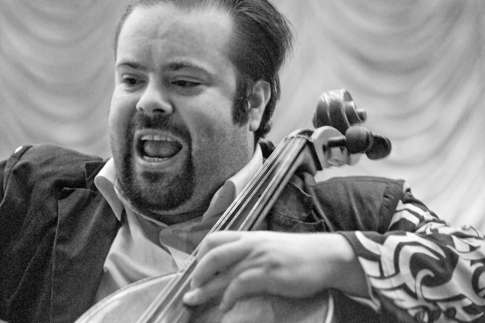 Песня солиста для виолончели (Борислав Струлёв)