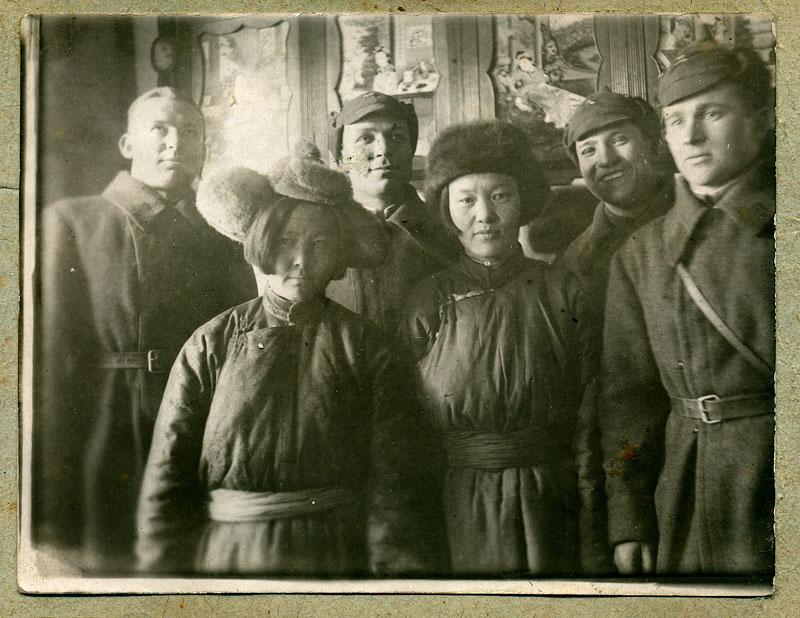 Экскурсия в музей. Красная армия (РККА) в Монголии. Быт