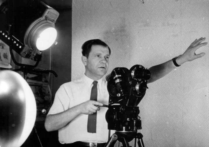 Кинооператор Алексей Александрович Белинский — наставник целого поколения операторов «шестидесятников»