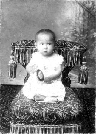 Неизвестная фотография. Иркутск, сентябрь 1899 г. Из коллекции БАБР.RU