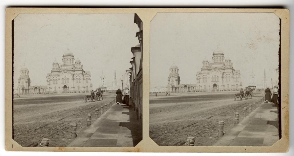 Казанский собор, 1910
