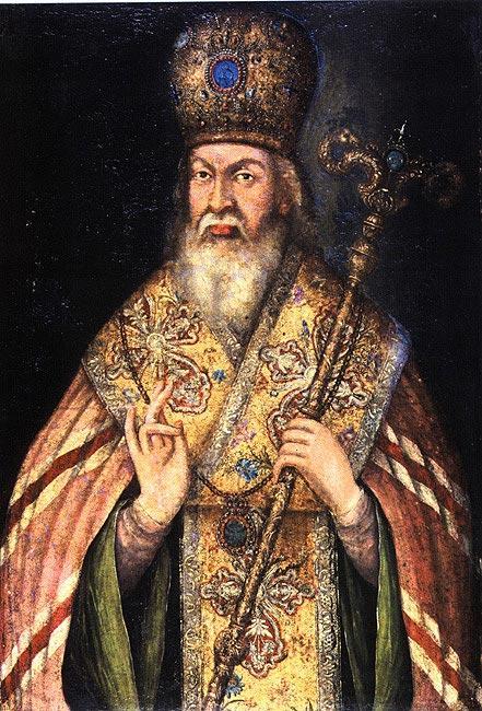 Софроний (Стефан Кристаллевский) – управлял епархией в 1753 – 1771 гг. Был наместником Свято-Троицкой Александро-Невской Лавры в Петербурге, личным духовником Императрицы Елизаветы Петровны.