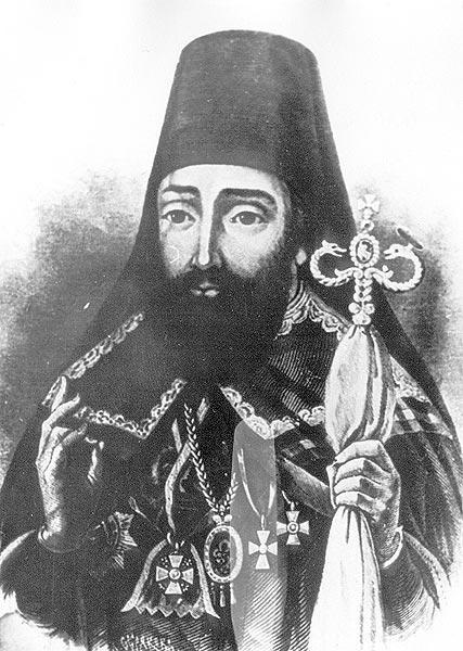 Ириней (Иван Гаврилович Несторович) – управлял епархией в 1830 – 1831 гг. Создал инструкции для миссионеров, как вести себя с бурятами при проповедовании христианских истин.