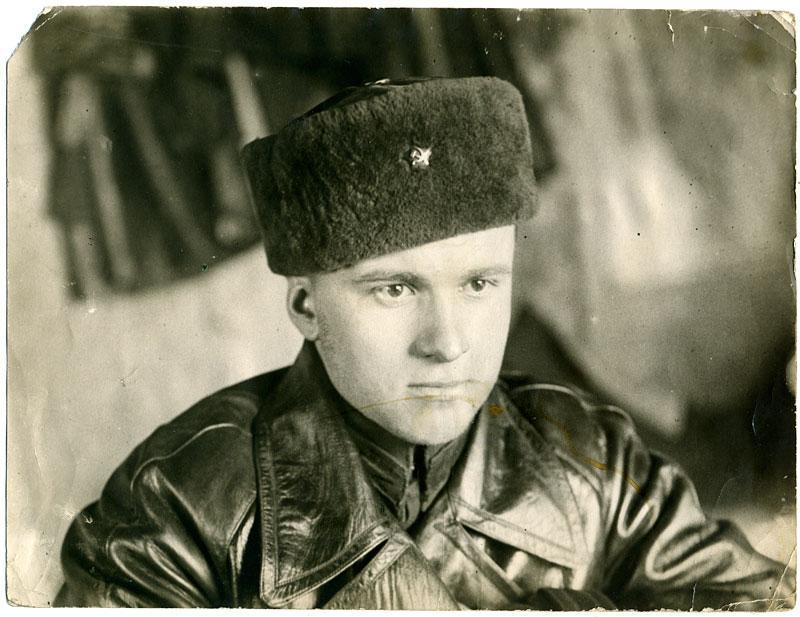 Ломунов Александр Николаевич, младший командир РККА. Монголия (приблизительно 1938-1939 года)