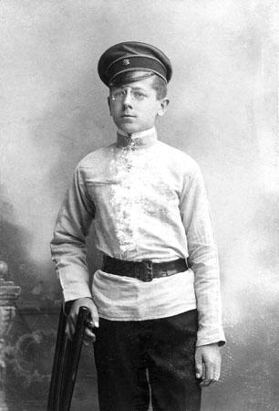 г.Александровск. 19 июля 1909 г.