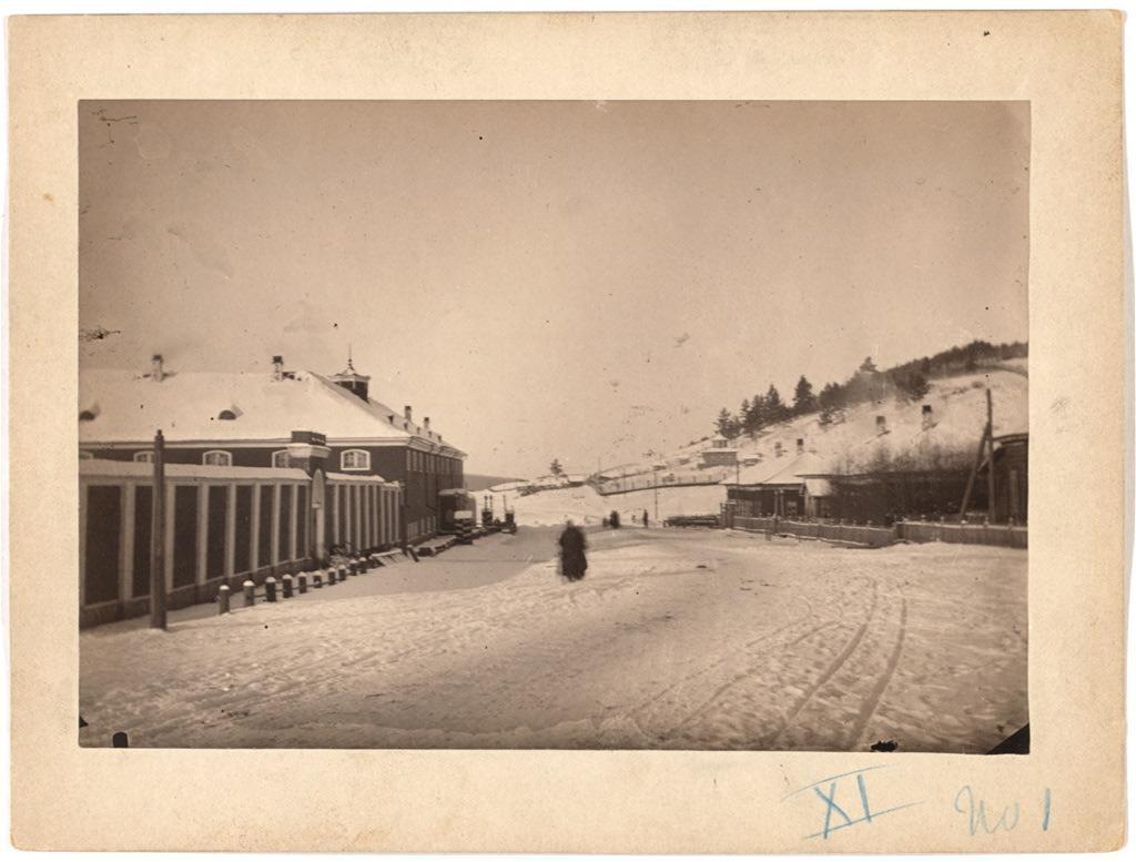 Александровский централ, 1886