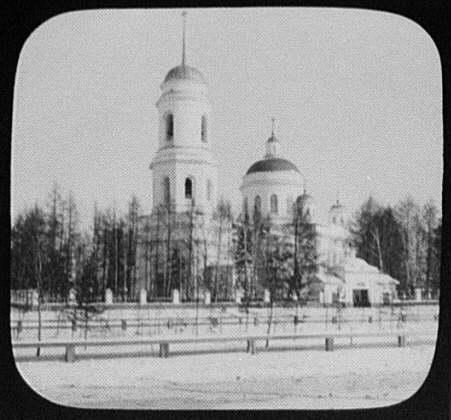 Церковь и сиротский приют