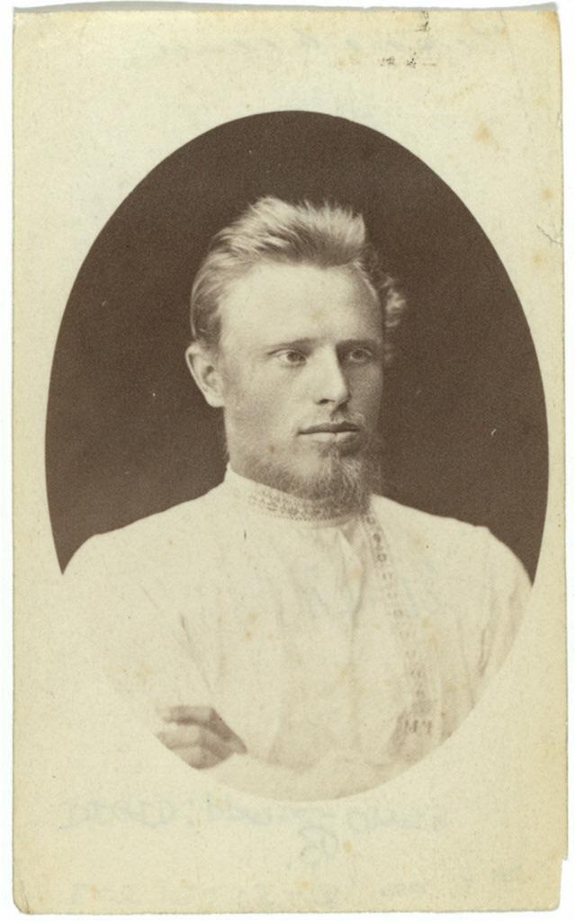Иван Чернявский, политкаторжанин