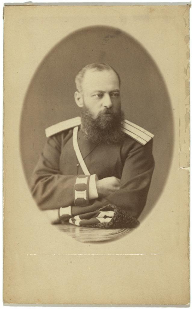 Капитан Христофор Фомич Маковский, начальник иркутской полиции