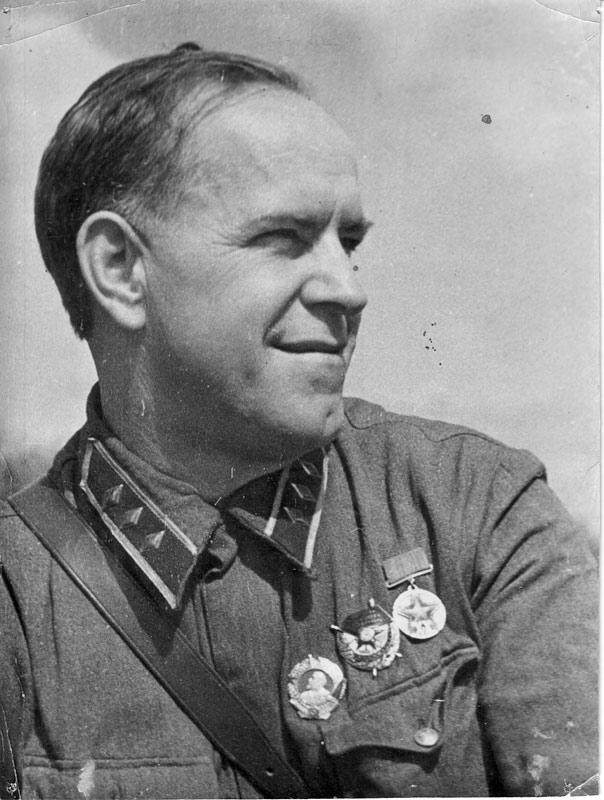 Комкор Жуков Георгий Константинович