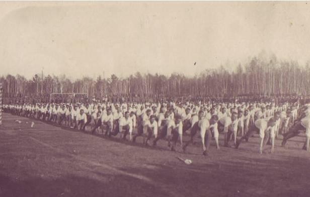 Спортивные состязания в Иркутске