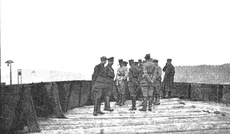 Чехи на захваченном параходе