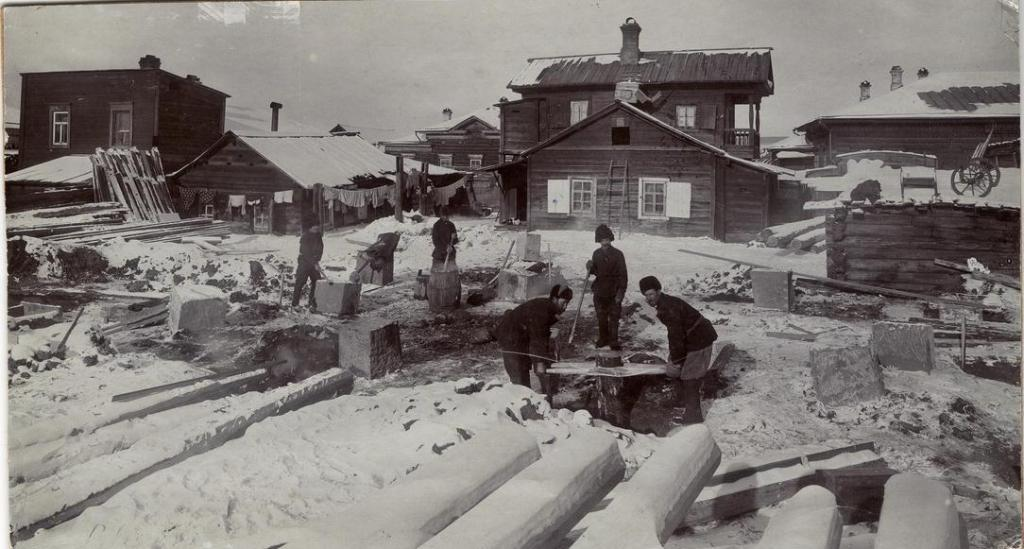 Строительство жилого дома на Ланинской улице