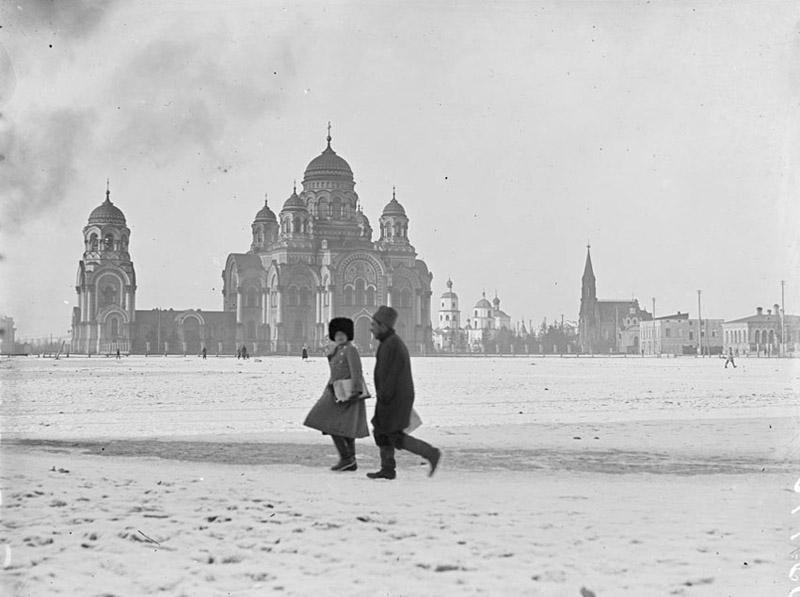 Тихвинская площадь.1919