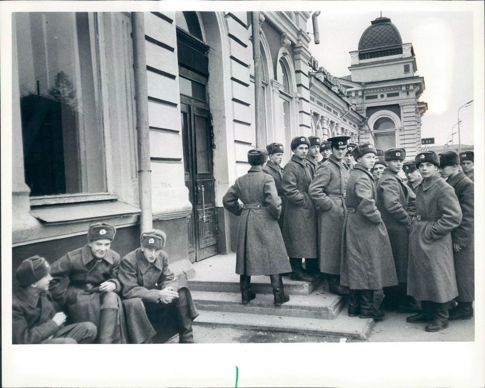 Иркутск, 1983