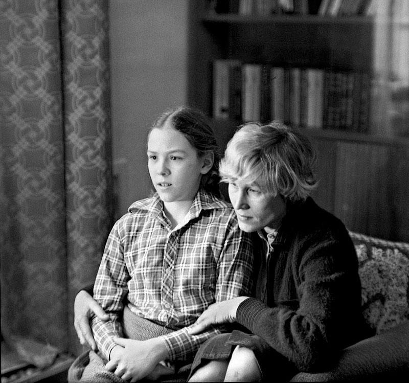 Светлана и Мария Распутины. Супруга и дочь Валентина Распутина