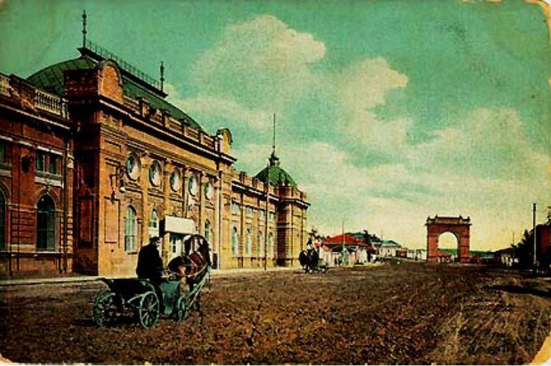 Амурская улица, ныне улица Ленина