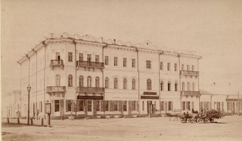 Дом И. А. Немчинова