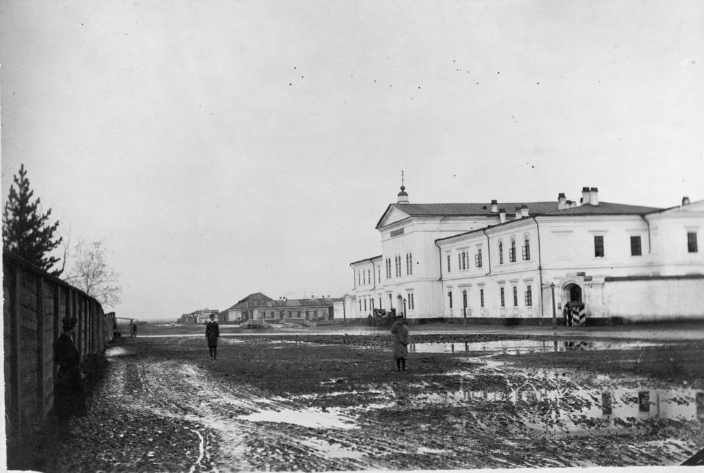 Иркутская тюрьма