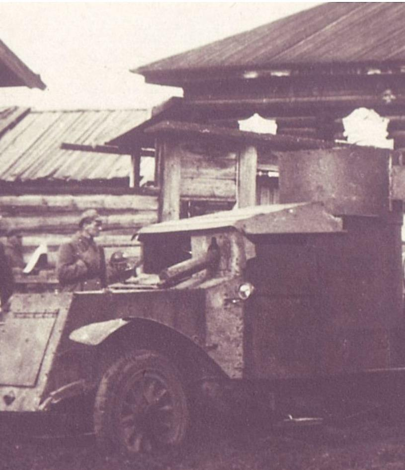 Бои под Тайшетом 8 мая 1919