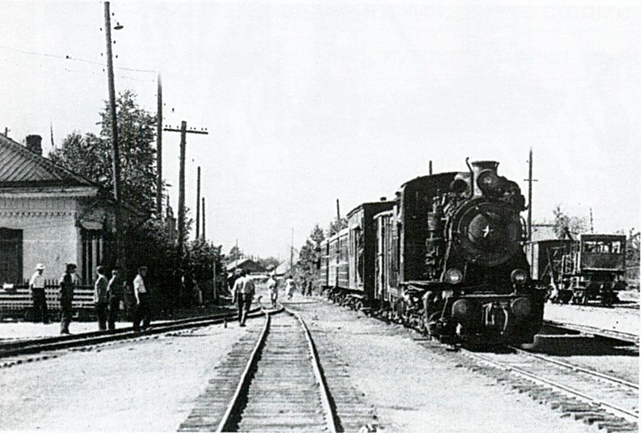 Бодайбинская железная дорога