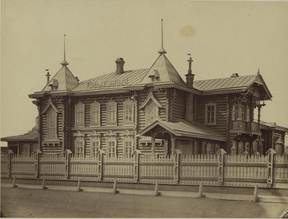 Детский сад на Амурской улице.