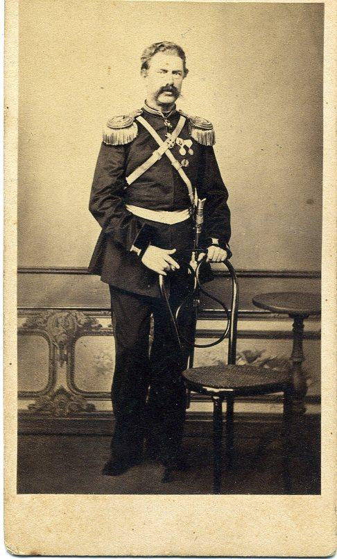 Офицер из Иркутска