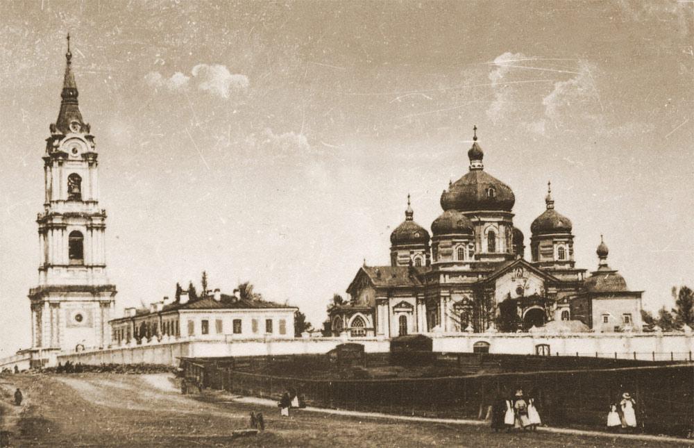 Вознесенский монастырь под Иркутском
