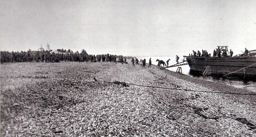 Бои чехословаков на Байкале