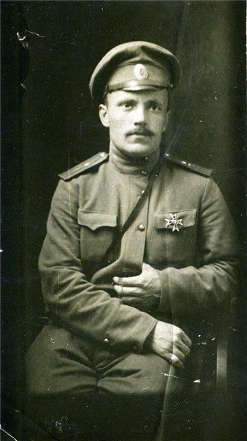 Прапорщик Иркутского военного училища