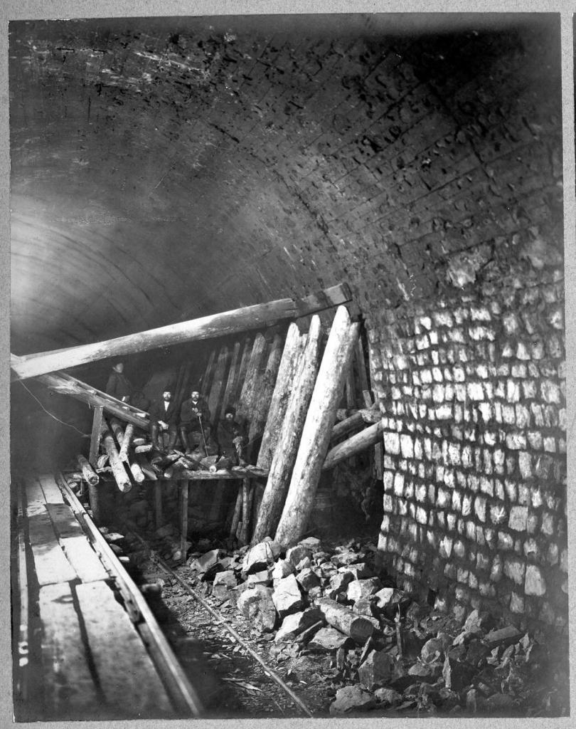 Строительство тоннеля