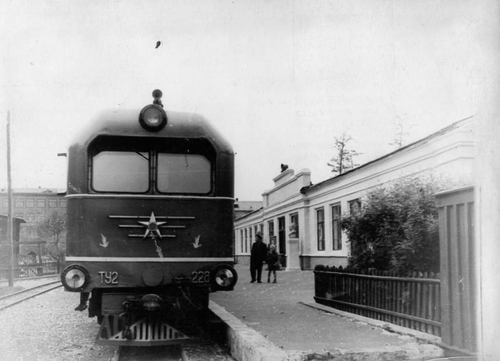 Новый локомотив. 1960-е