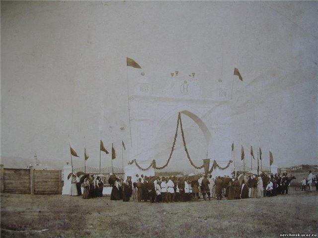 21 июня в честь приезда высокого гостя состоялся парад и смотр Забайкальского войска.