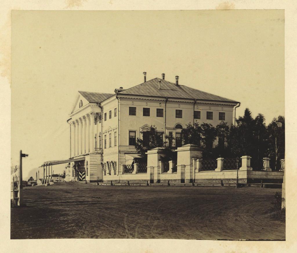 Иркутск. Дом генерал-губернатора