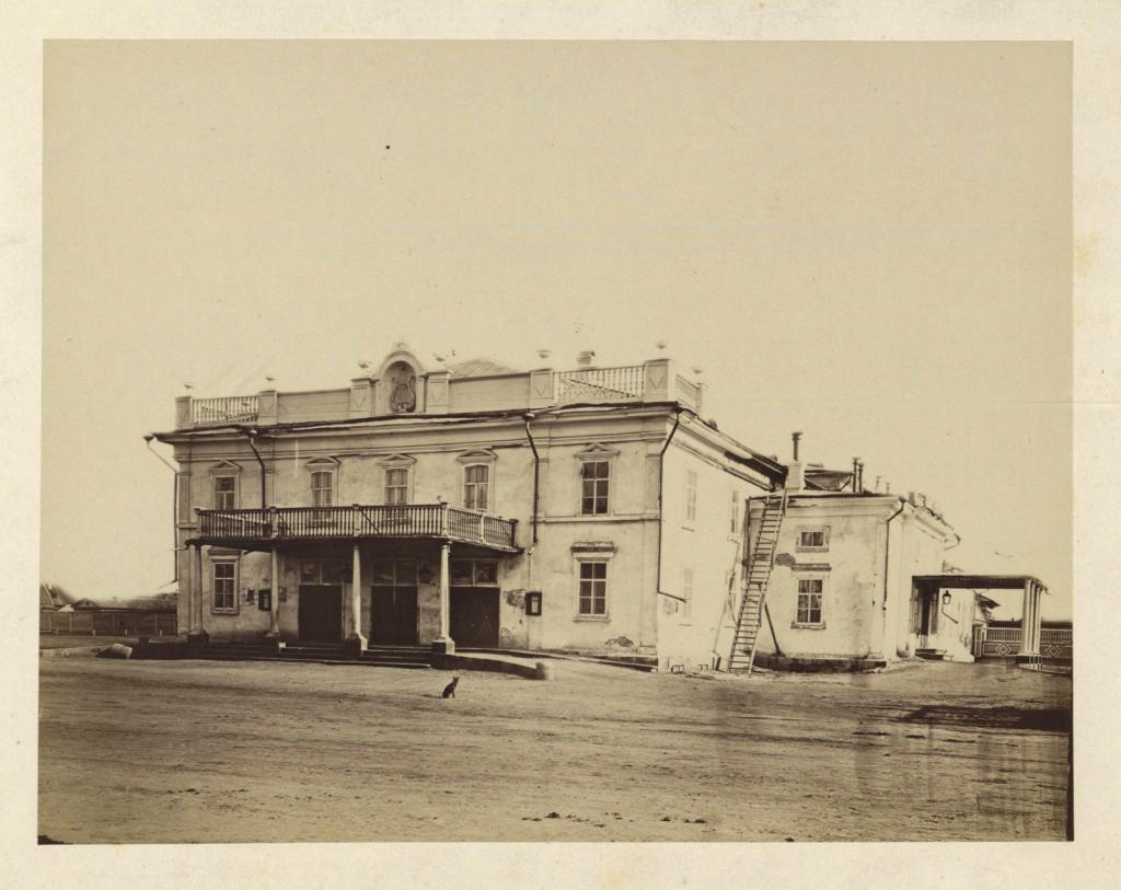 Иркутск. Театр