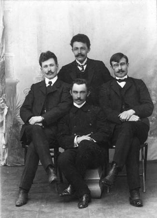 Черемхово, 1909 г.