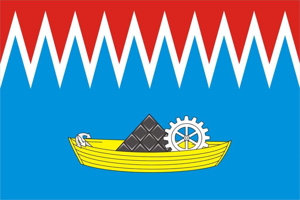 Флаг г. Свирска