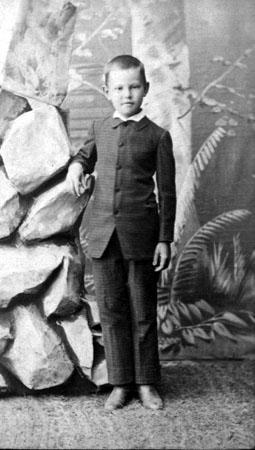 Неизвестная фотография. Иркутск. 1888 г. Фотография П.Милевского, бывшая В.А.Динесс. Иркутск.