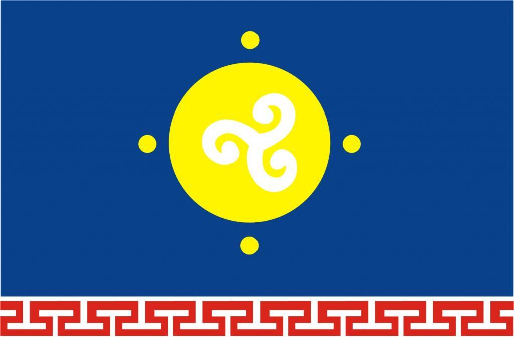 Флаг УОБАО