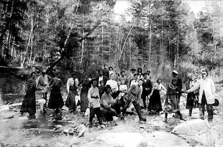 Автор неизвестен. Яшаровка. 1899 г. Из коллекции Игоря Булыгина (Иркутск)