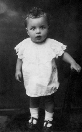 Юрий Левитанский. 1923 год.