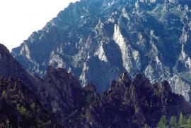 Горы. Байкальский хребет