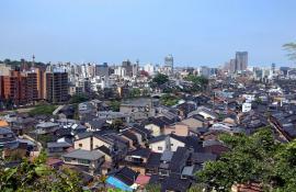 Город Канадзава, Япония