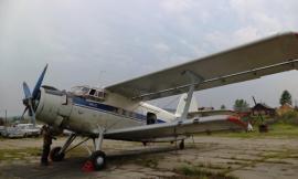 На территории аэропорта находится 3 самолета Ан-2.