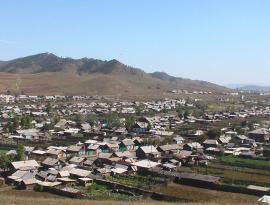 Тарбагатай – красивое старообрядческое село в Бурятии.
