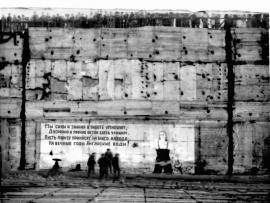 Дно отводящего канала (1955)