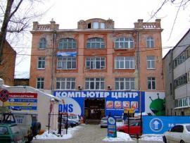 Здание фабрики, современное состояние