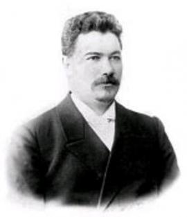Принимал активное участие в развитии угледобывающей промышленности Сибири, в Иркутске был также известен как крупный меценат